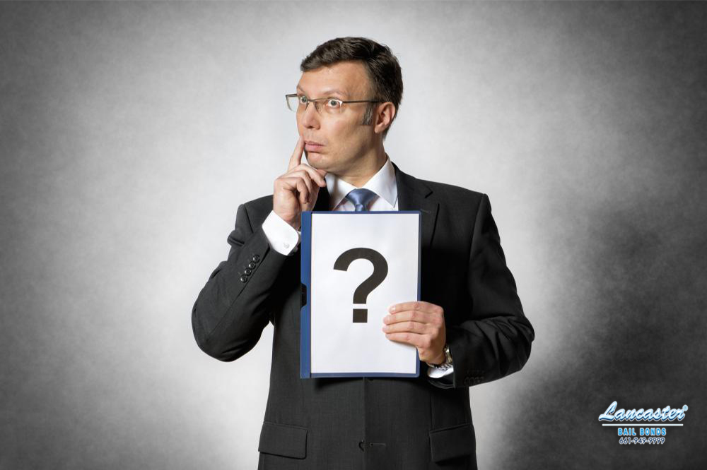 Frequent bail bond questions in Barstow
