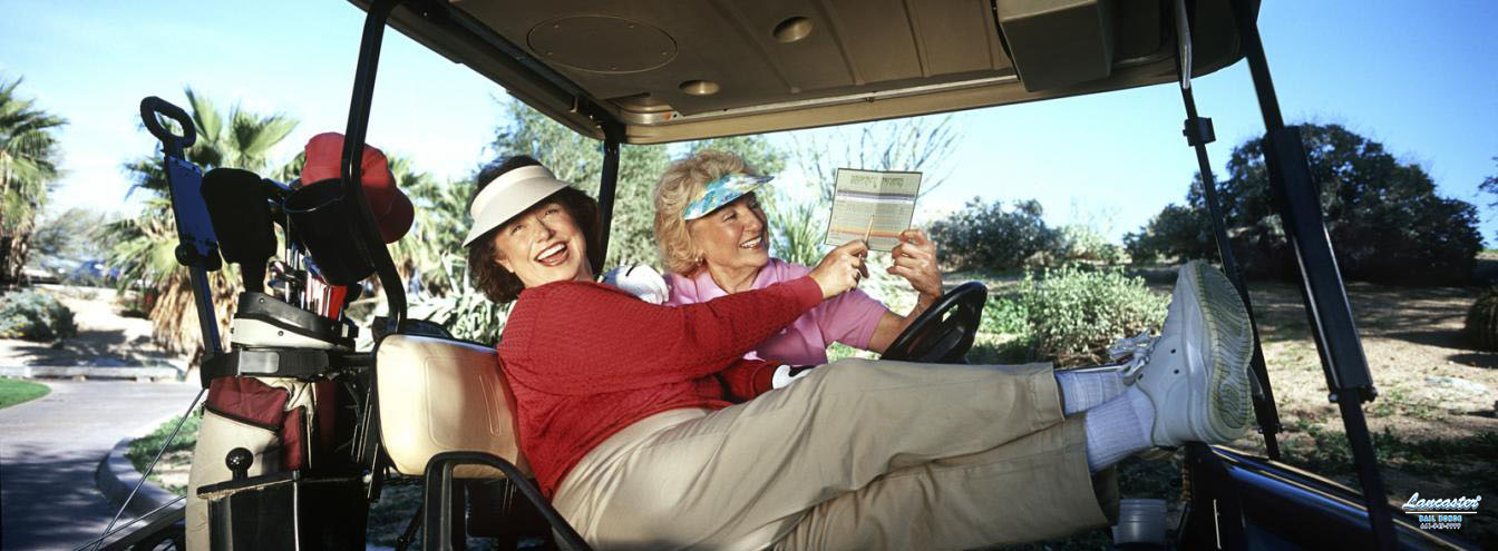 California's View on Golf Carts and Alcohol