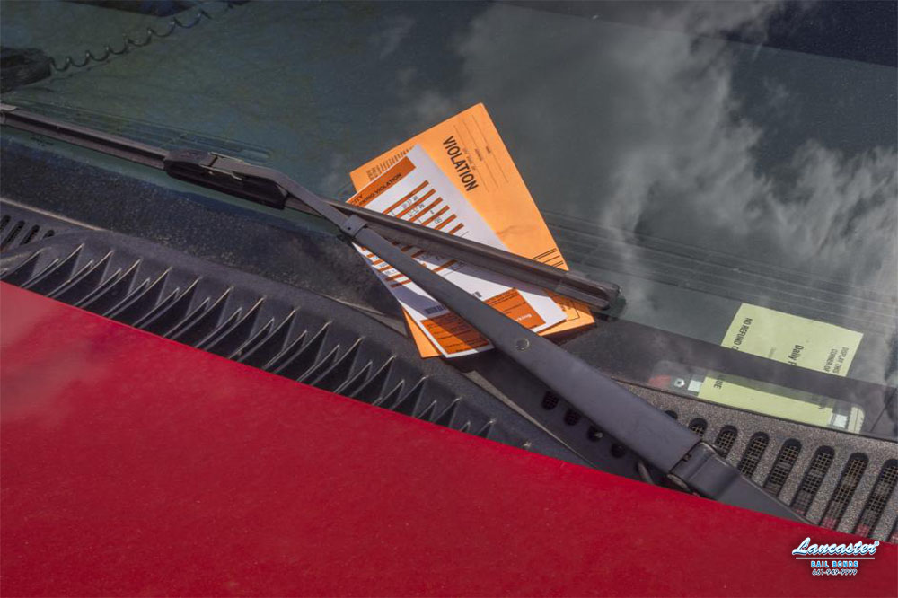 The Risk of Unpaid Parking Tickets