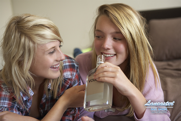 Can Minors Drink in California?