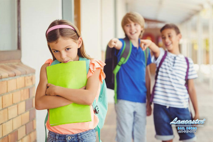 how to protect your child from a bully