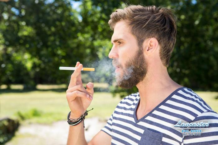 california smoking defined lancaster bail bonds