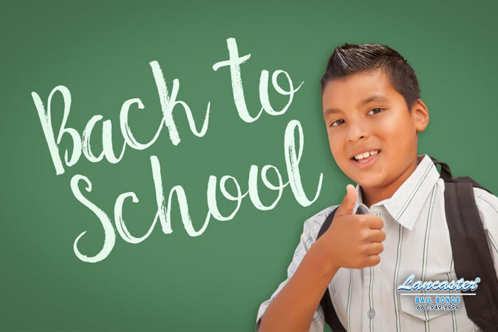back to school tips antelope-valley bail bonds