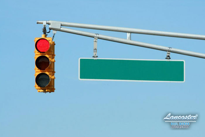 downed traffic lights antelope valley bail bonds