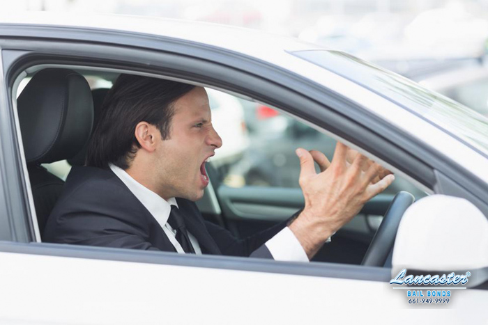 road rage laws lancaster bail bonds